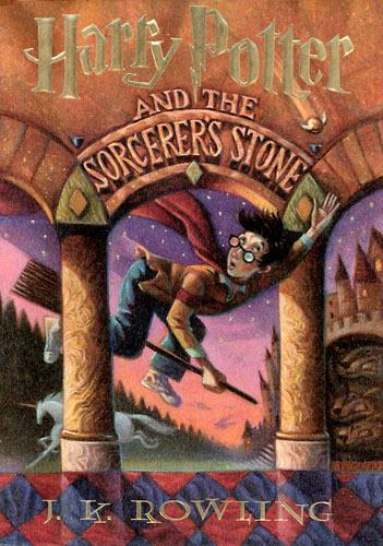 Harry Potter And The Sorcerer U2019s Stone By J K Rowling  U2013 Aly